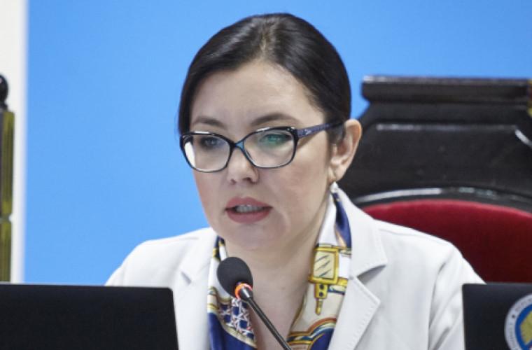Președinta CEC, Alina Russu, și-a depus cererea de demisie