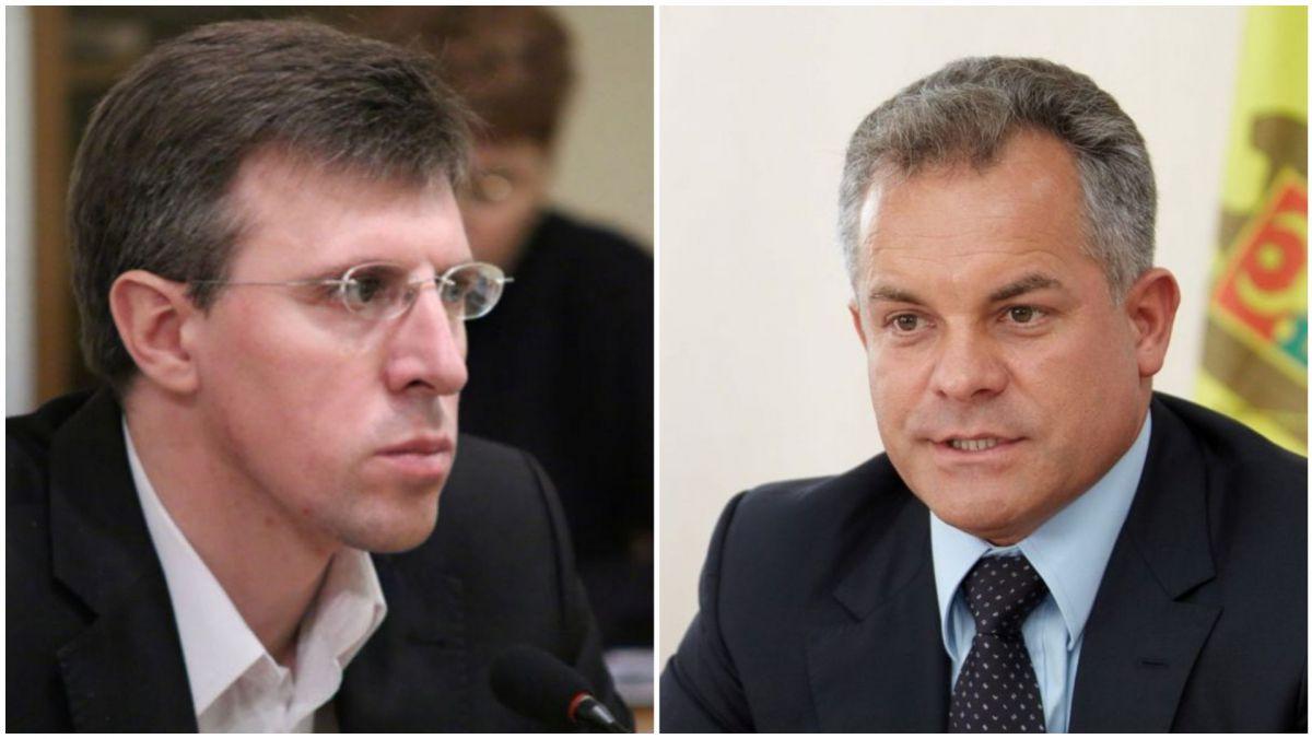 Chirtoacă solicită ca Vlad Plahotniuc şi Ilan Şor să fie anunţaţi în căutare internaţională