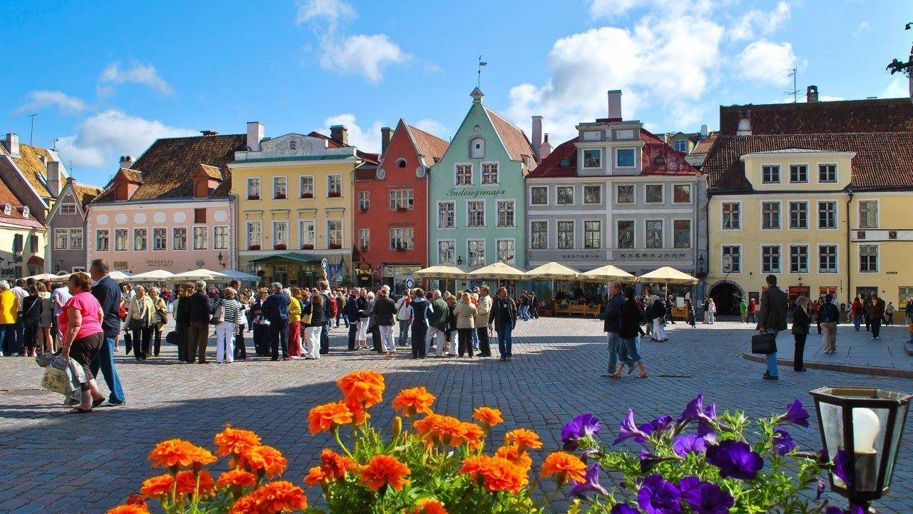 VIDEO | În Estonia e cu totul altfel