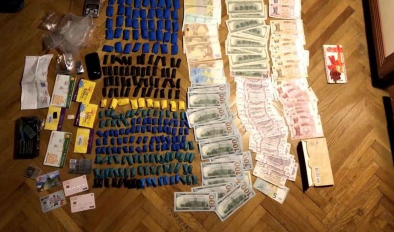 VIDEO | A fost anihilată activitatea unui grup criminal care vindea droguri sintetice
