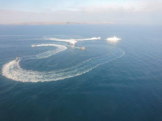 ALERTĂ în Marea Neagră: Cel puţin două persoane au murit, iar alte patru sunt dispărute
