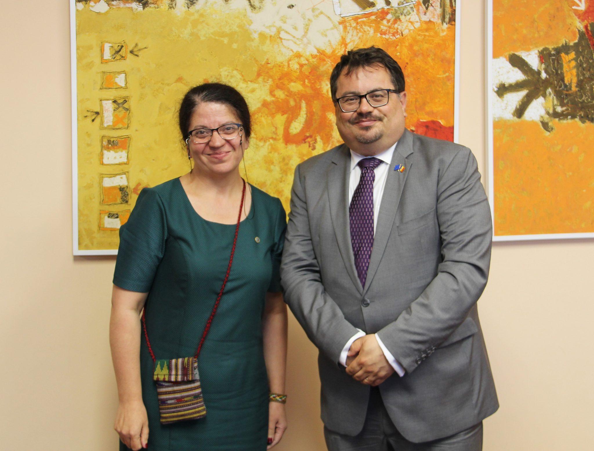 Uniunea Europeană va continua să sprijine Republica Moldova în domeniul educației, culturii și cercetării