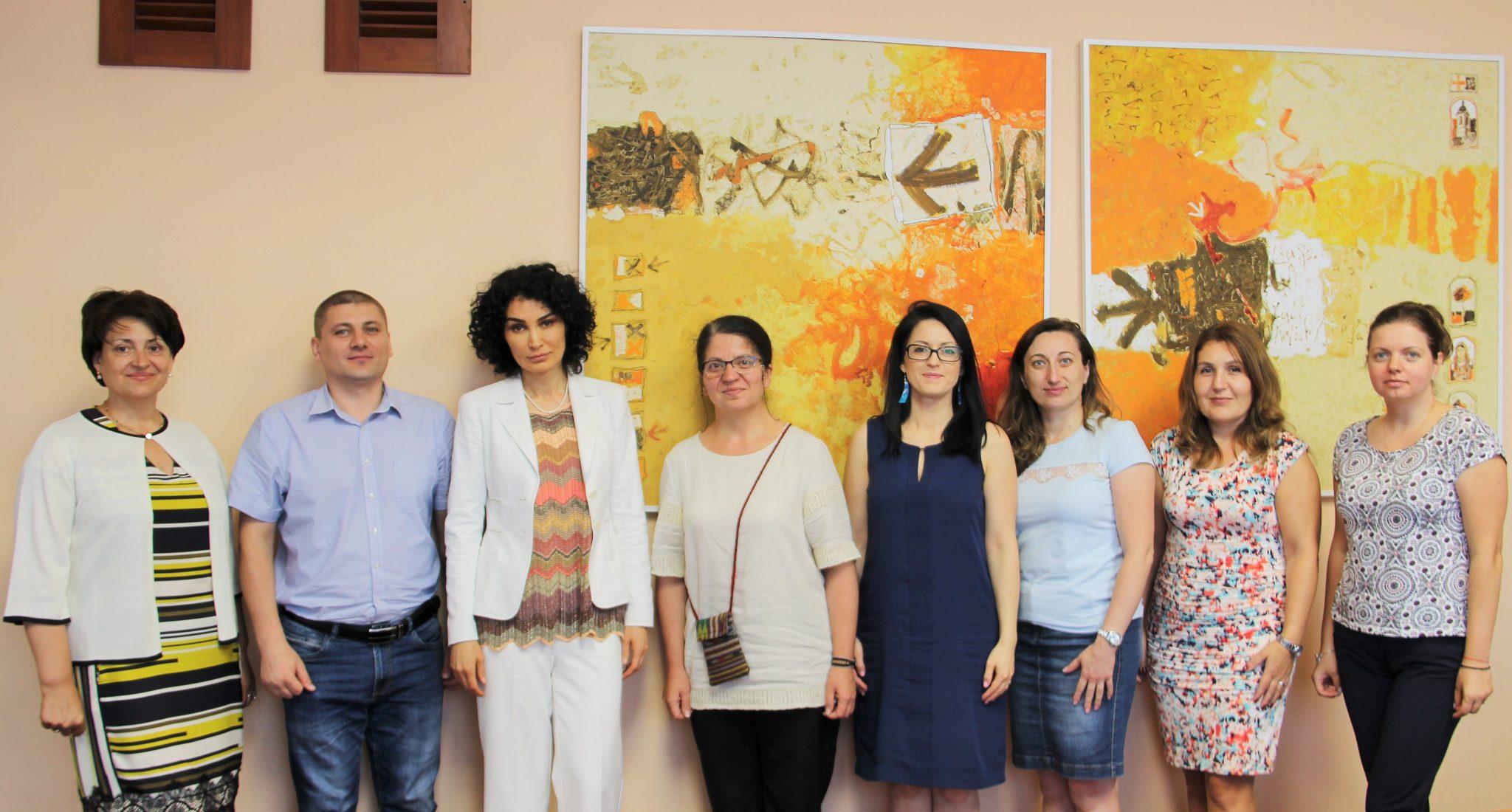 Noi perspective de colaborare între Ministerul Educaţiei, Culturii şi Cercetării şi UNFPA