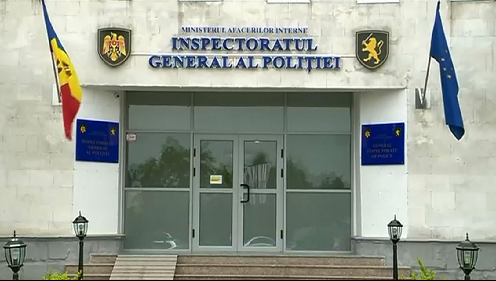 Doi candidați au fost excluși din cursa pentru șefia IGP
