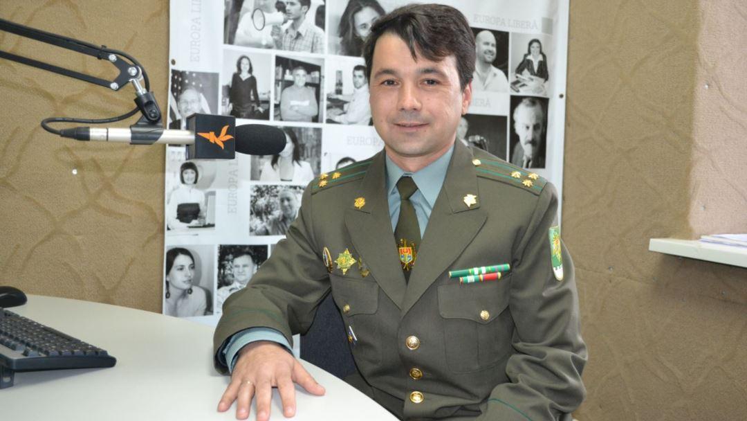 Rosian Vasiloi este noul șef al Poliției de Frontieră din Republica Moldova