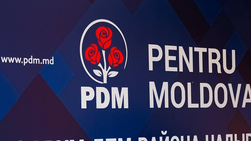 """Încă un deputat părăsește PDM și se alătură grupului """"Pro Moldova"""""""