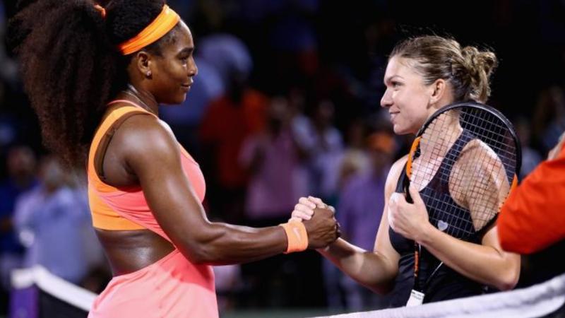 Simona Halep a învins-o pe Serena Williams în finala de la Wimbledon
