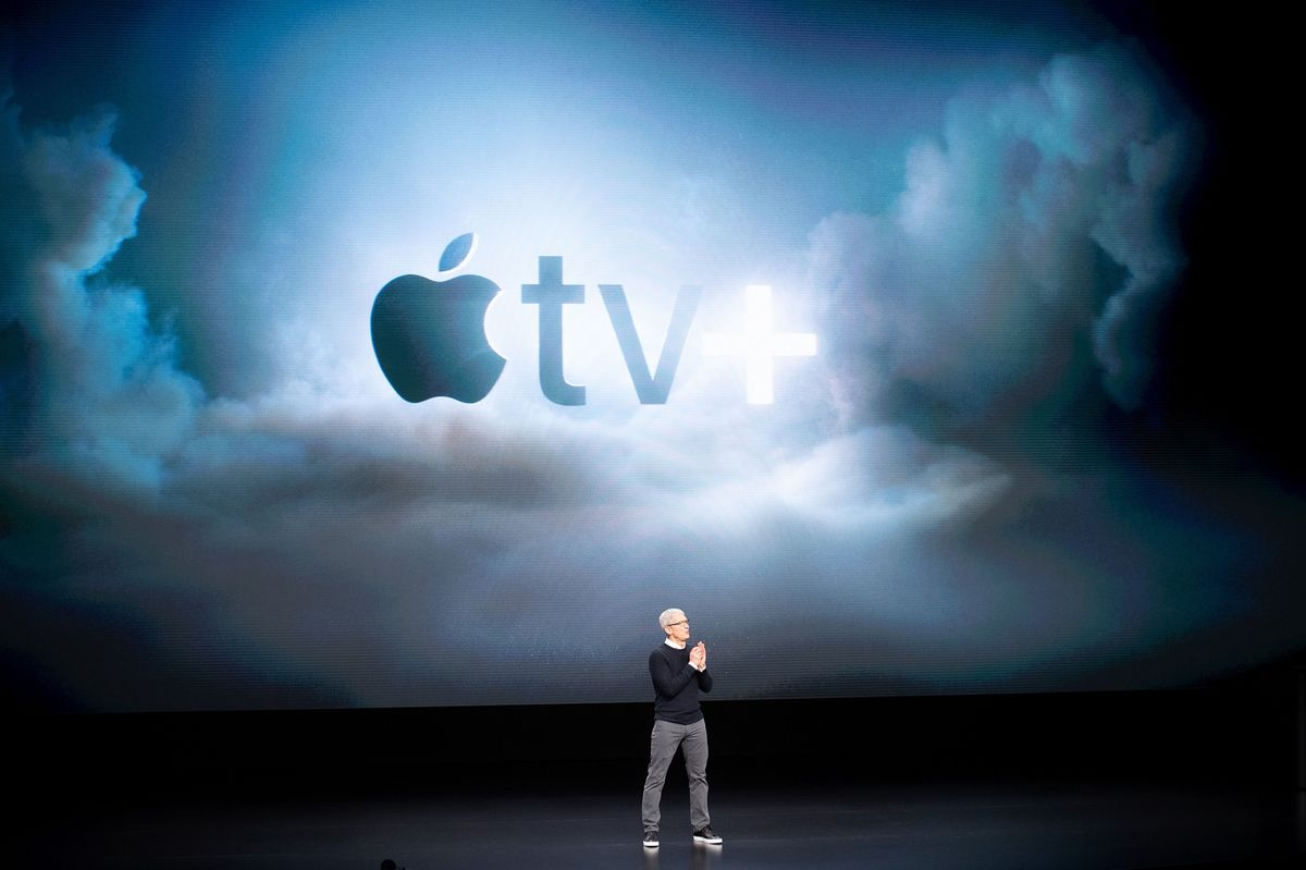 Apple в шесть раз увеличила бюджет на производство контента