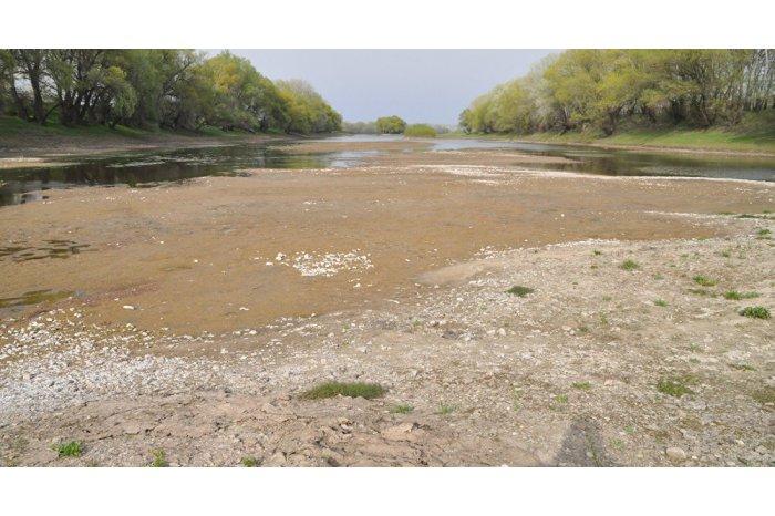 Cod Galben de secetă hidrologică până la 15 august