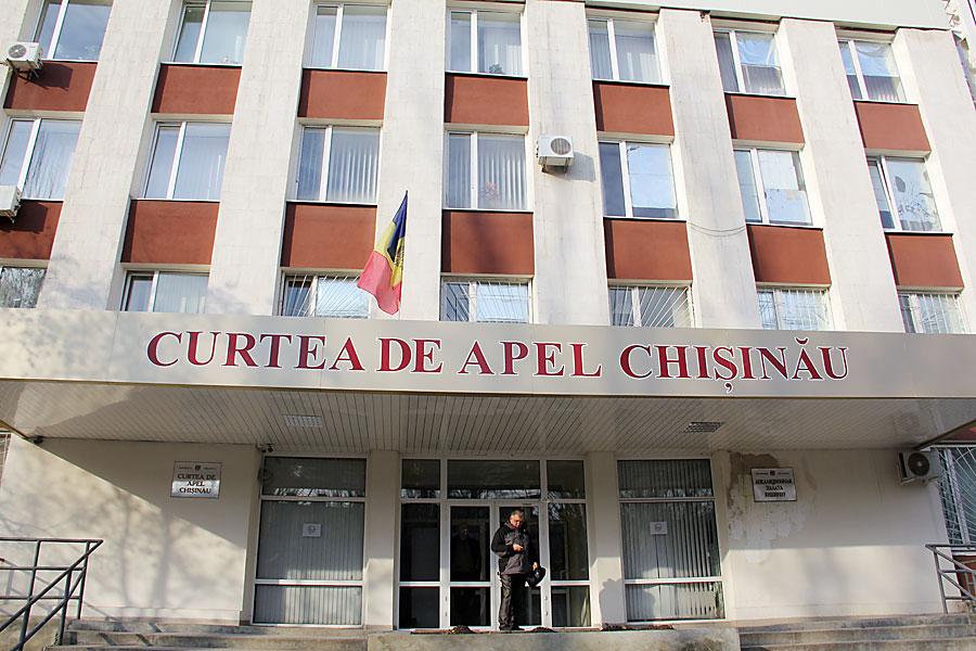 A fost numit un nou președinte interimar la Curtea de Apel Chișinău