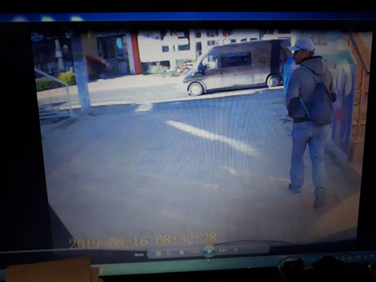 ФОТО   Ограбление в городе Бельцы