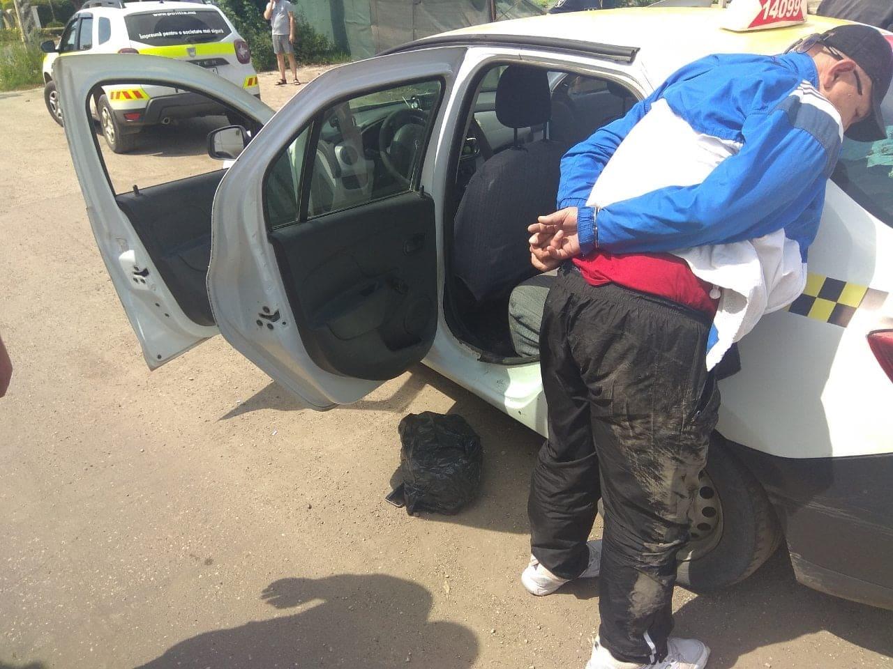 Patru persoane reținute pentru trafic de droguri
