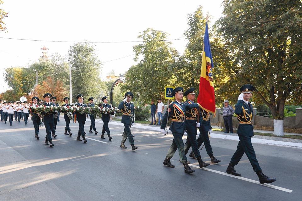 Правильство отмечает День памяти жертв тоталитарных режимов