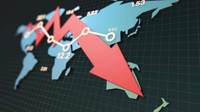Cinci dintre cele mai puternice economii ale lumii se îndreaptă spre criză
