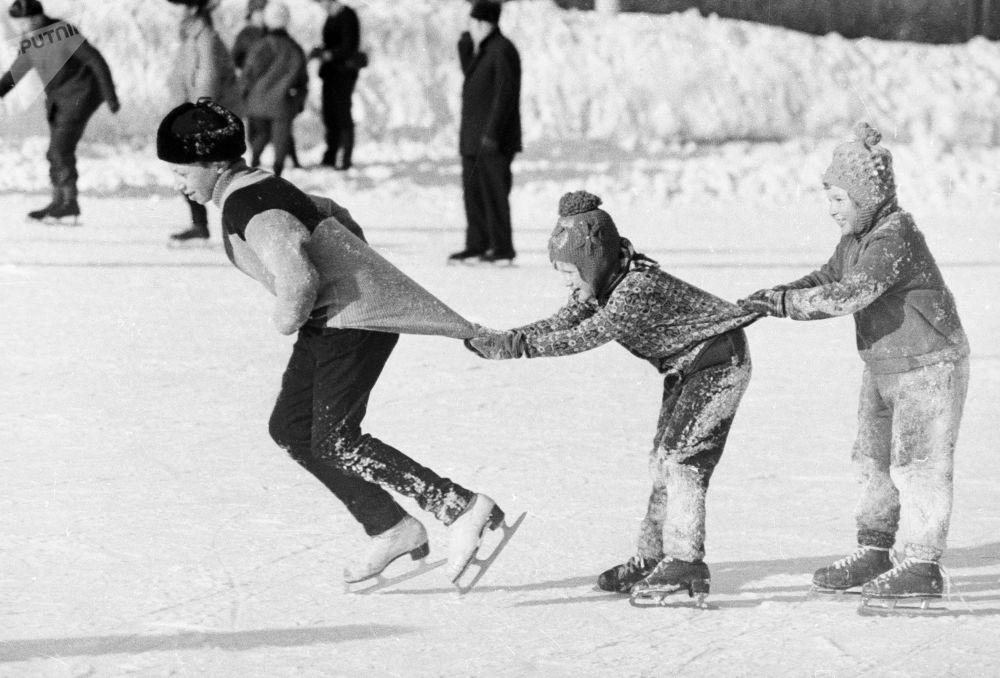 Virgil Botnaru // O să-ți ia tata patine, da' la iarnă, nu acum… Promit!