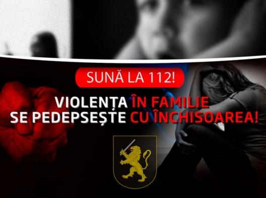 În primele șase luni ale anului curent, au fost înregistrate peste 700 de victime ale violenței în familie