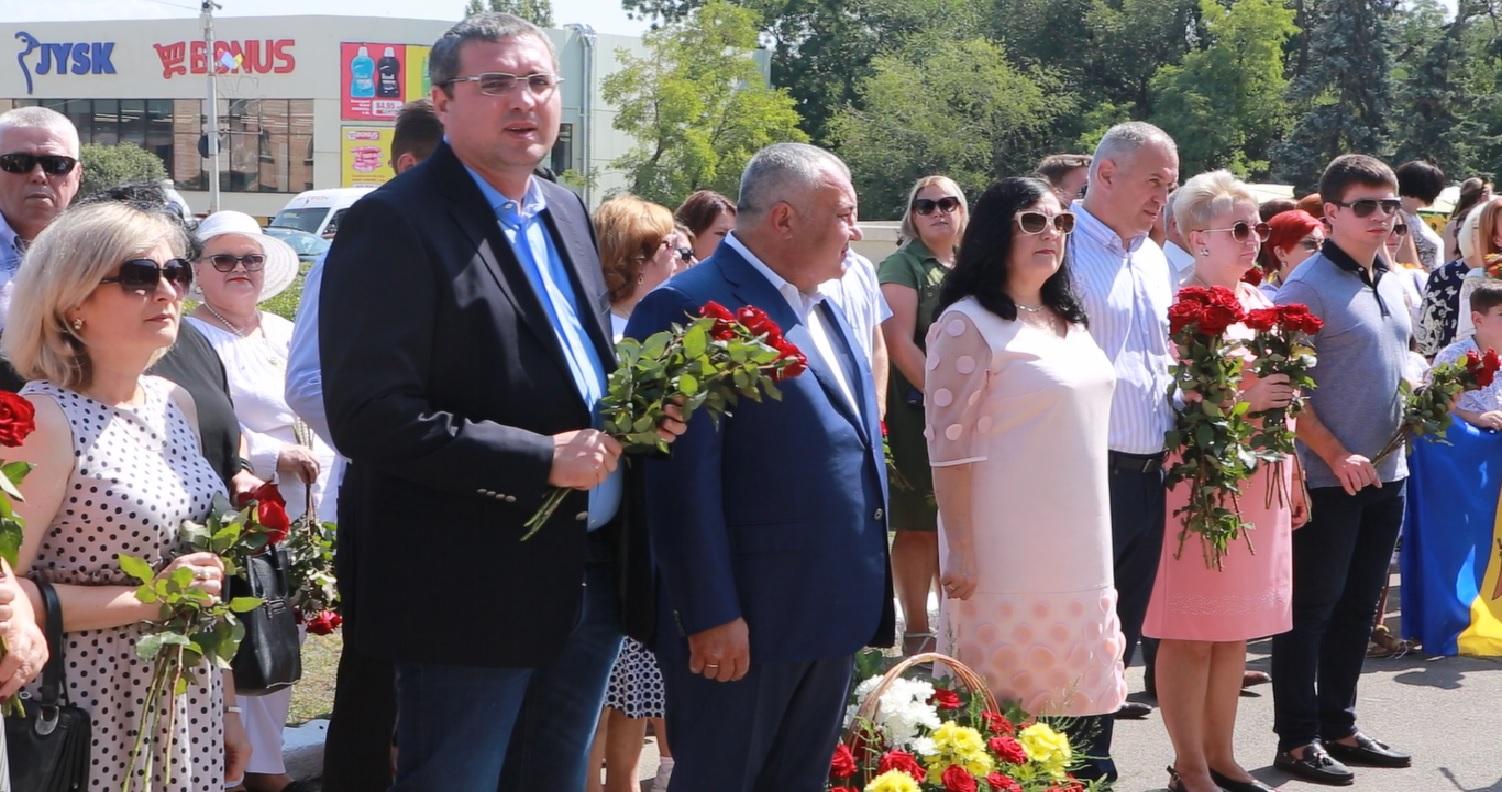 Anatol Moraru // Era bine, dacă Usatîi nu trăda Bălțiul pentru himere politice