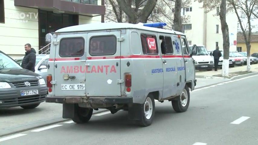 Virgil Botnaru // La noi ambulanța vine în 40 de minute