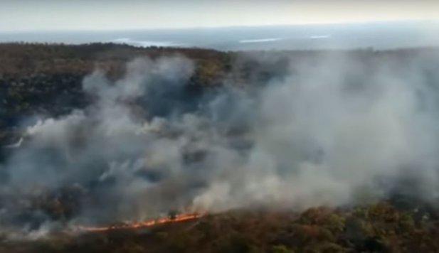 Macron anunță că liderii G7 au fost de acord să ajute la rezolvarea situației din Pădurea Amazoniană