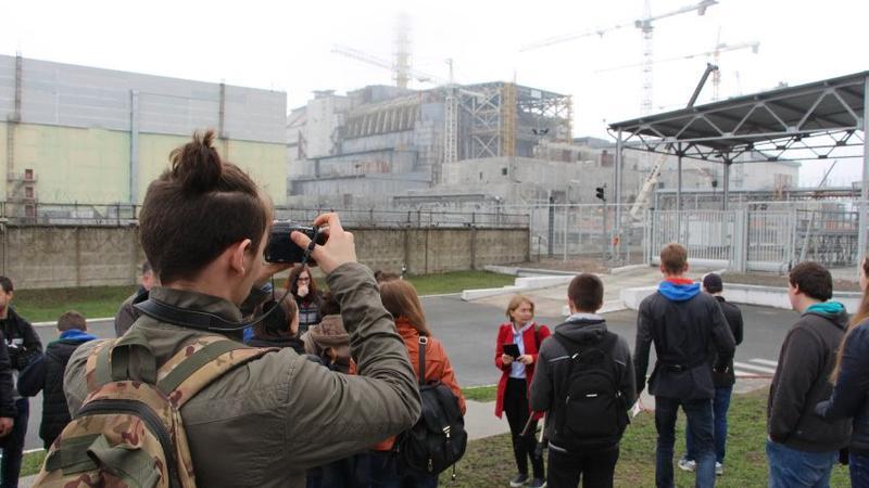 Turism lipsit de respect. Cernobîl, invadat de turiști mai dornici să își facă un selfie, decât să înțeleagă catastrofa nucleară