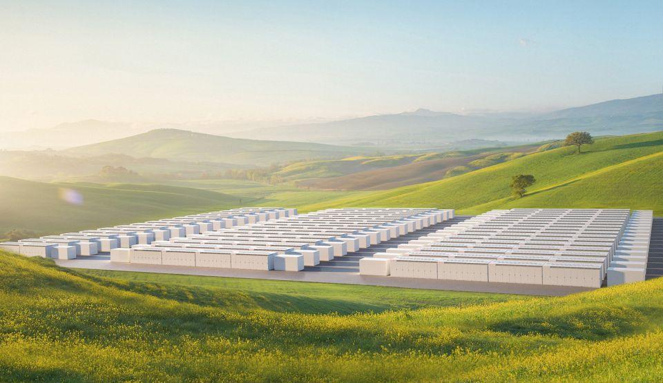 Tesla a lansat un sistem gigant de baterii pentru a stoca energia regenerabilă