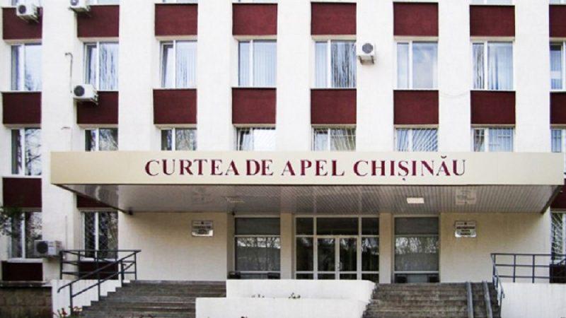 CSM va numi un alt interimar la funcția de președinte al Curții de Apel Chișinău