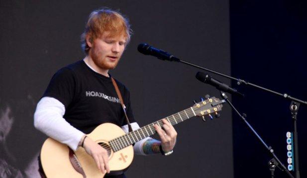 Ed Sheeran se retrage pentru un an şi jumătate de pe scenă după ce a stabilit un record