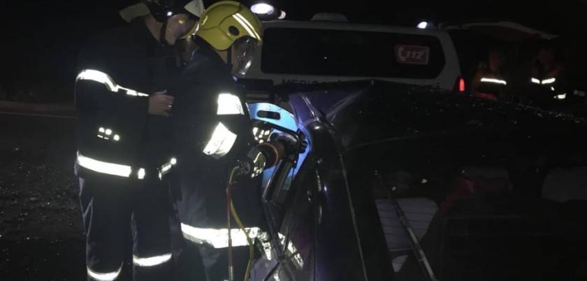Două automobile s-au ciocnit frontal lângă Halahora de Sus, Briceni
