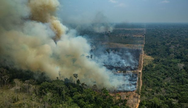 Brazilia anunţă că acceptă ajutoarele internaţionale, cu o condiţie