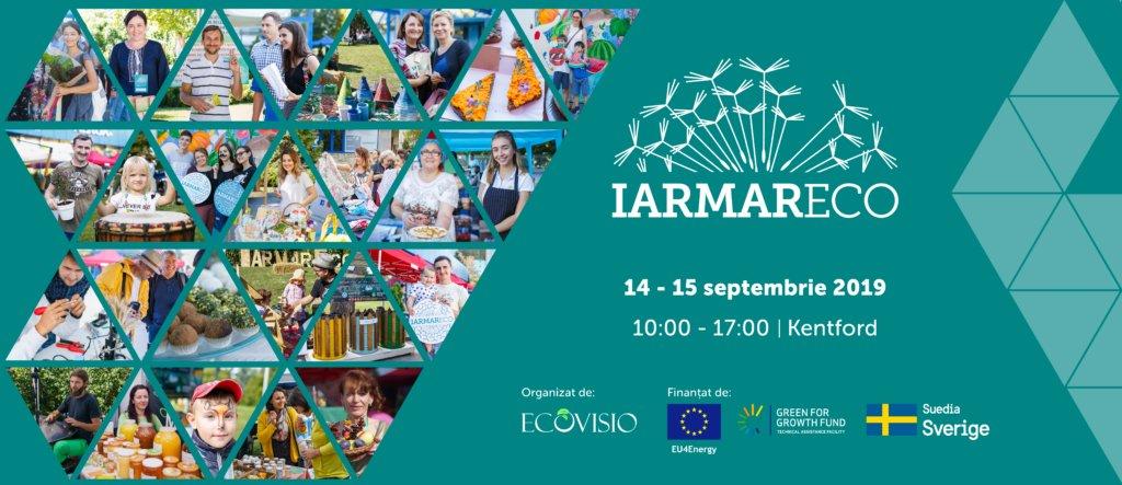 Ассоциация EcoVisio организует очередной выпуск IarmarEco