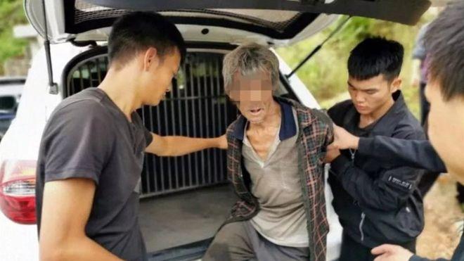 Беглый преступник в Китае 17 лет прятался в пещере. Его нашли с помощью дронов
