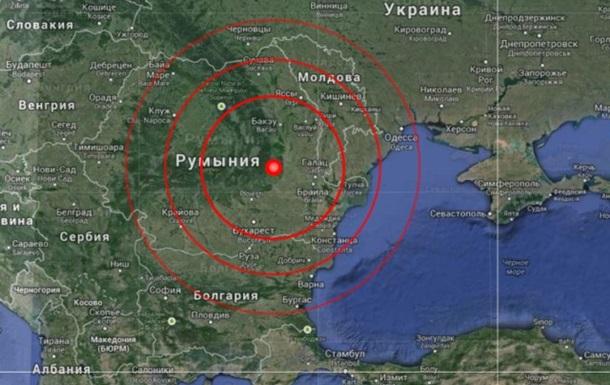 Румынию продолжает непрерывно трясти