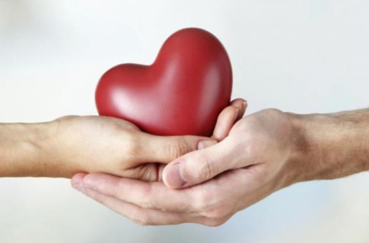 В бельцкой больнице раздали шарики в форме сердец