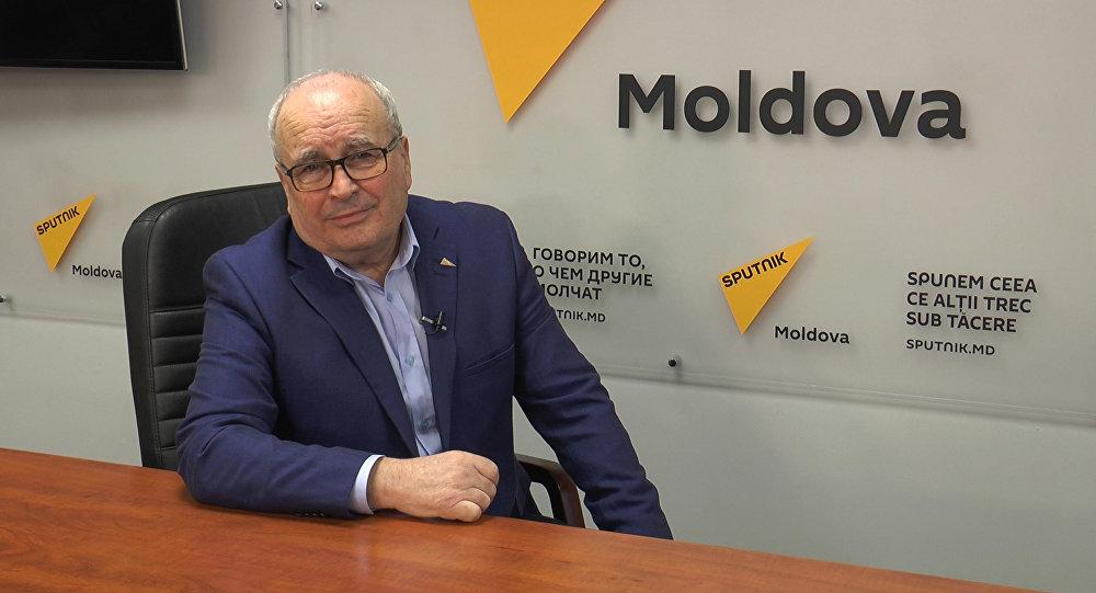 """Directorul """"Sputnik-Moldova"""" a fost reținut de CNA"""