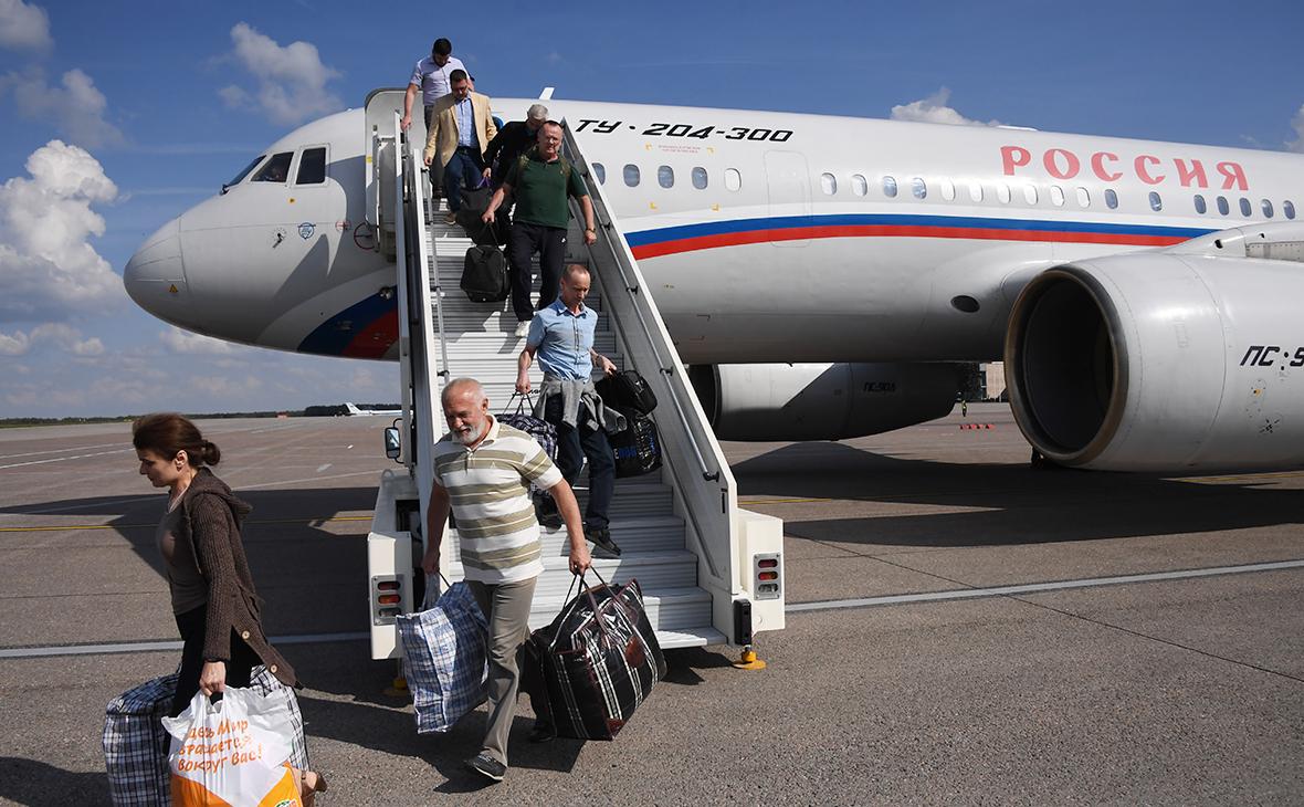 Россия и Украина обменялись заключенными. Среди них – гражданин Молдовы