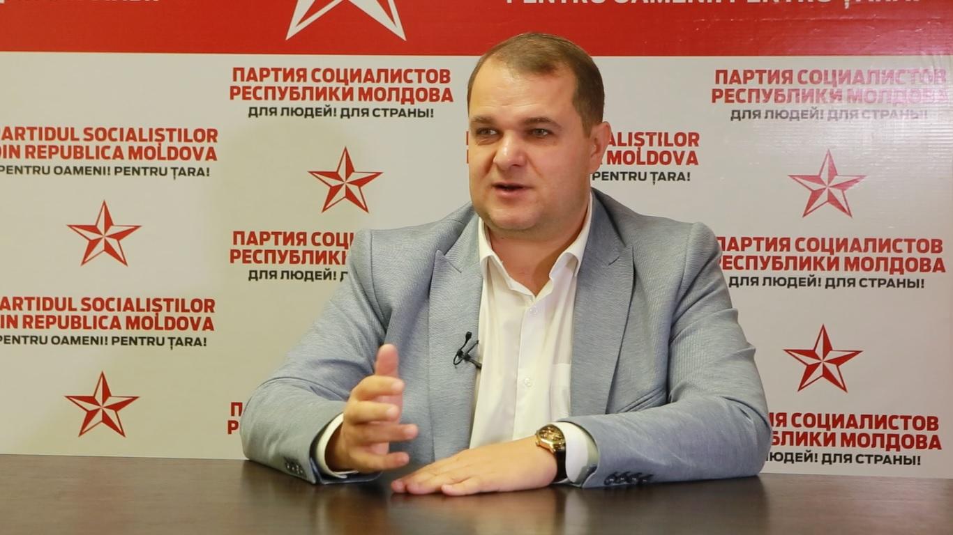 """Interviu // Alexandr Nesterovschi: """"Eu nu candidez singur, eu singur nimic nu pot să fac"""""""