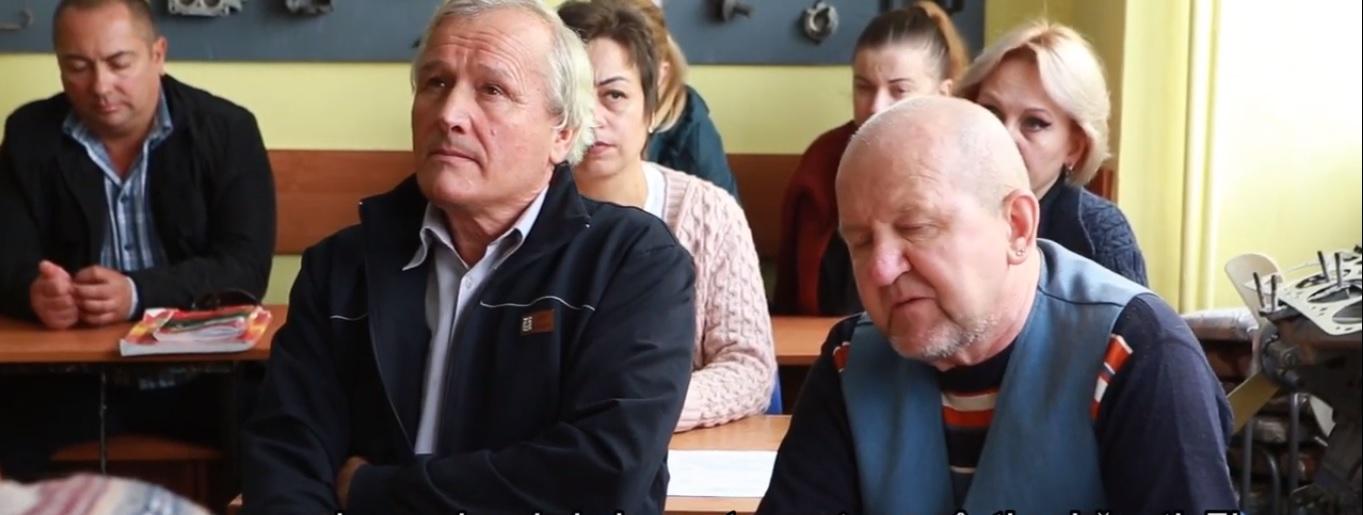 Arendatorii spațiilor comerciale de la Gara Auto din Bălți au ieșit la protest