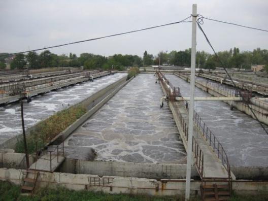 Лабораторное исследование воды в реке Бык