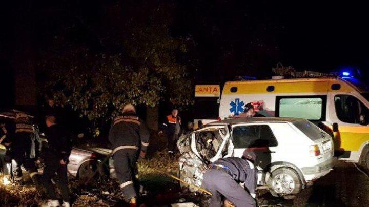 Doi morți și patru răniți în urma unui accident rutier produs la Edineț