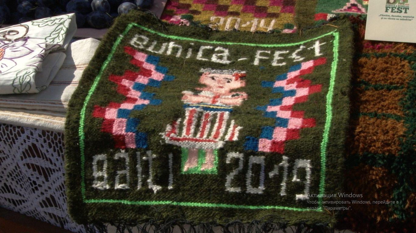 """În orașul Bălți, s-a desfășurat a treia ediție a festivalului """"Bunica & Bunelul Fest""""."""