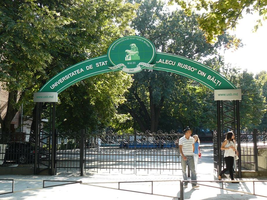 """Noi oportunități pentru studenții de la Universitatea """"Alecu Russo"""" din Bălți"""