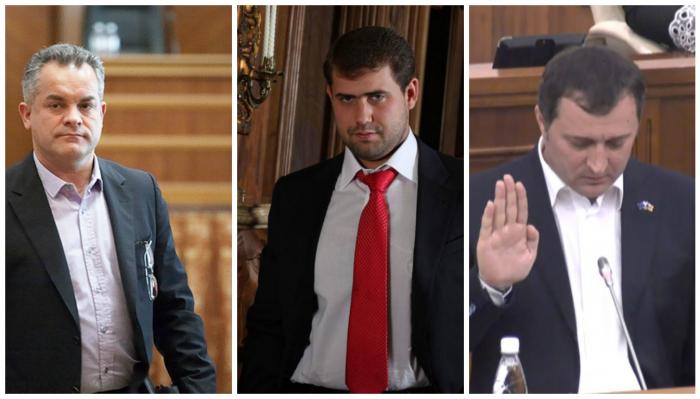 Anatol Moraru // Trei, Doamne, și toți trei… hoți: Plahotniuc, Șor și Filat