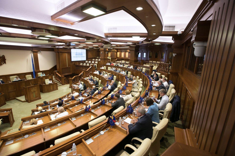 Парламент в первом чтении принял законопроект о деофшоризации