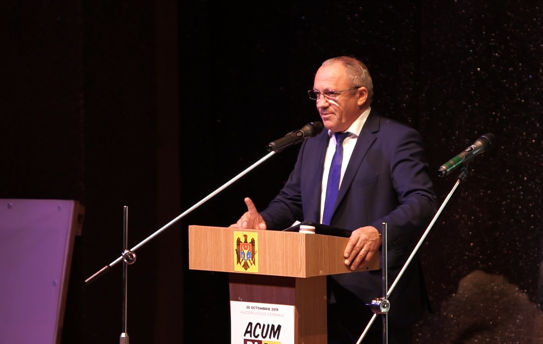 Candidatul Blocului ACUM din Bălți s-a lansat oficial în cursa electorală
