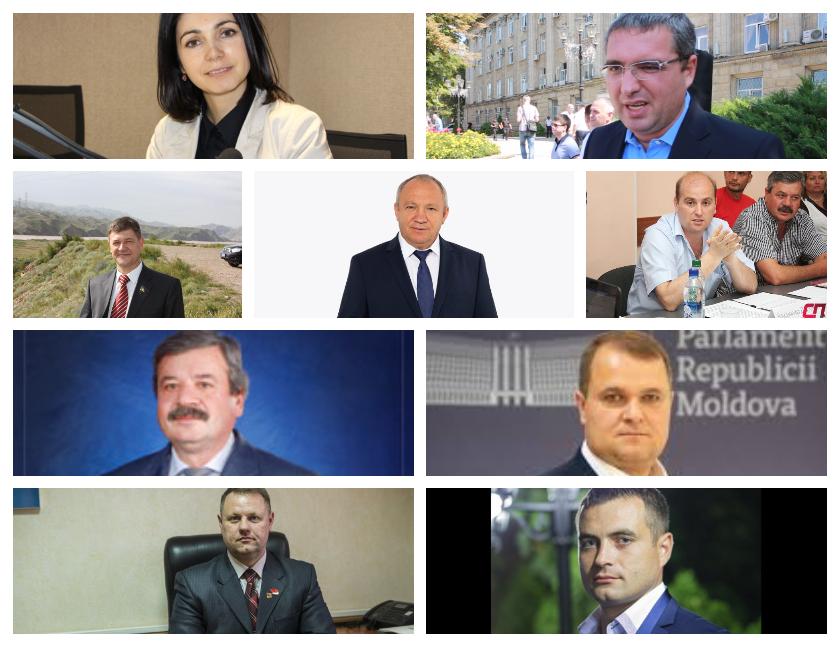 Profilul candidaților la funcția de primar de Bălți