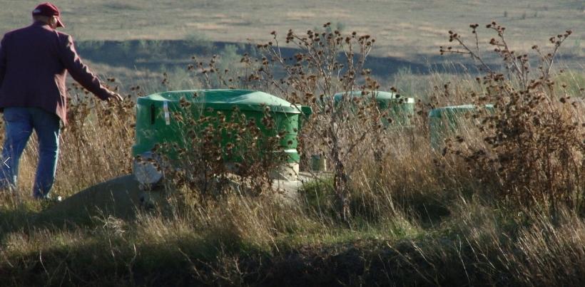 Un proiect de 29 de milioane de lei, îngropat la marginea orașului Sângerei
