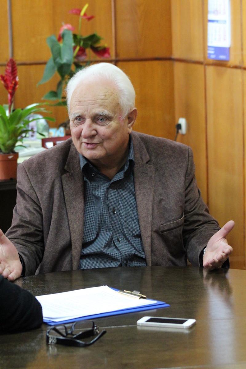Primar de-o viață. Cel mai vârstnic edil din Moldova  e de la nord