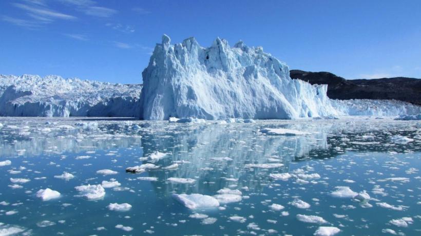 Таяние Антарктиды может повысить уровень моря на 23 метра
