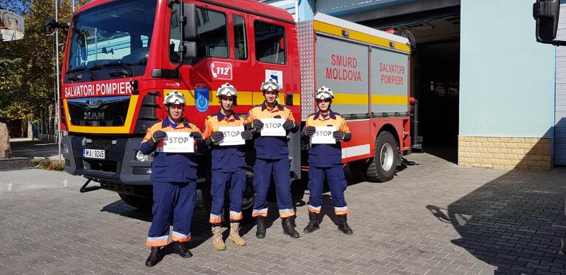 Пожарные обратились с призывом к водителям