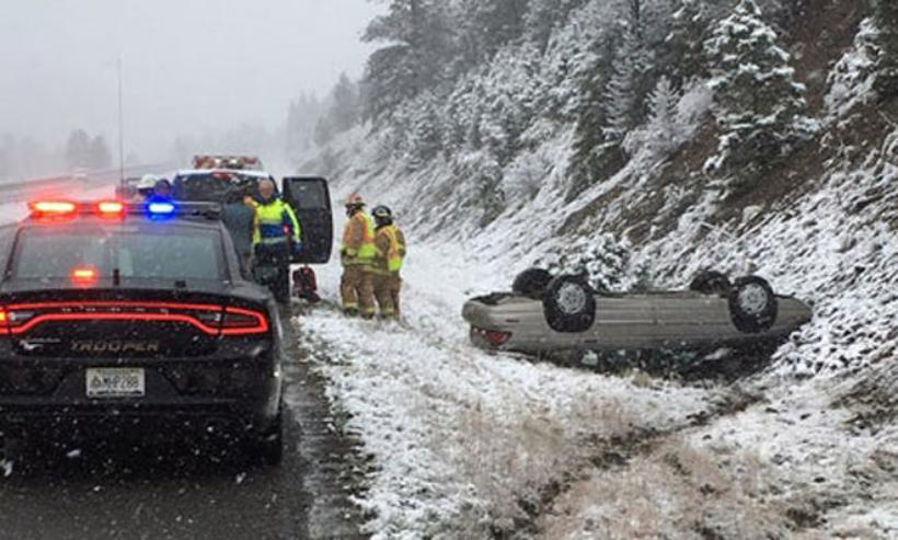 Чрезвычайная ситуация в Монтане из-за первого снега